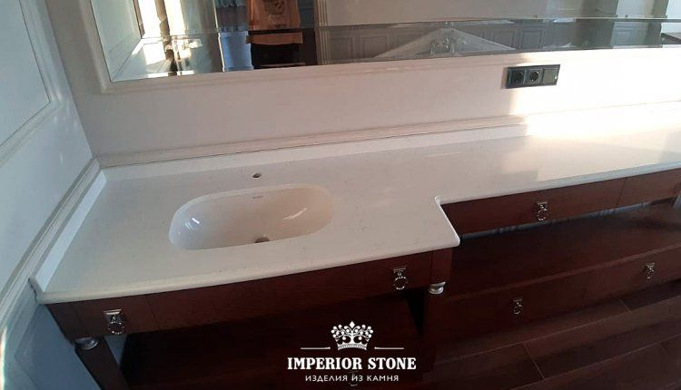 Столешница в ванну Samsung Radianz AL450 Alluring - фото