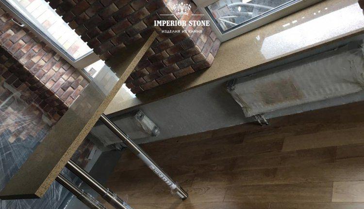 Столешница из искусственного камня Avant Quartz 1108 Ле Ман