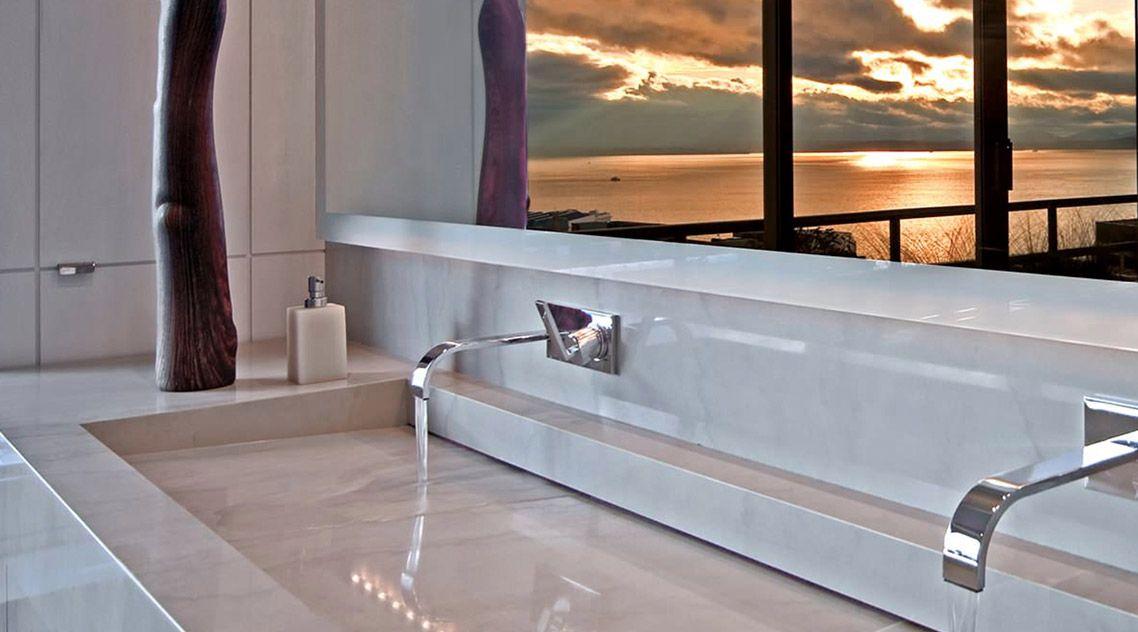 Grandex M-711 Sparkling Wave Marble Ocean