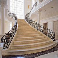 Лестницы из камня - фото