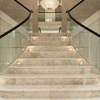 Мраморные лестницы - фото