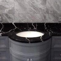 Столешницы для ванной - фото