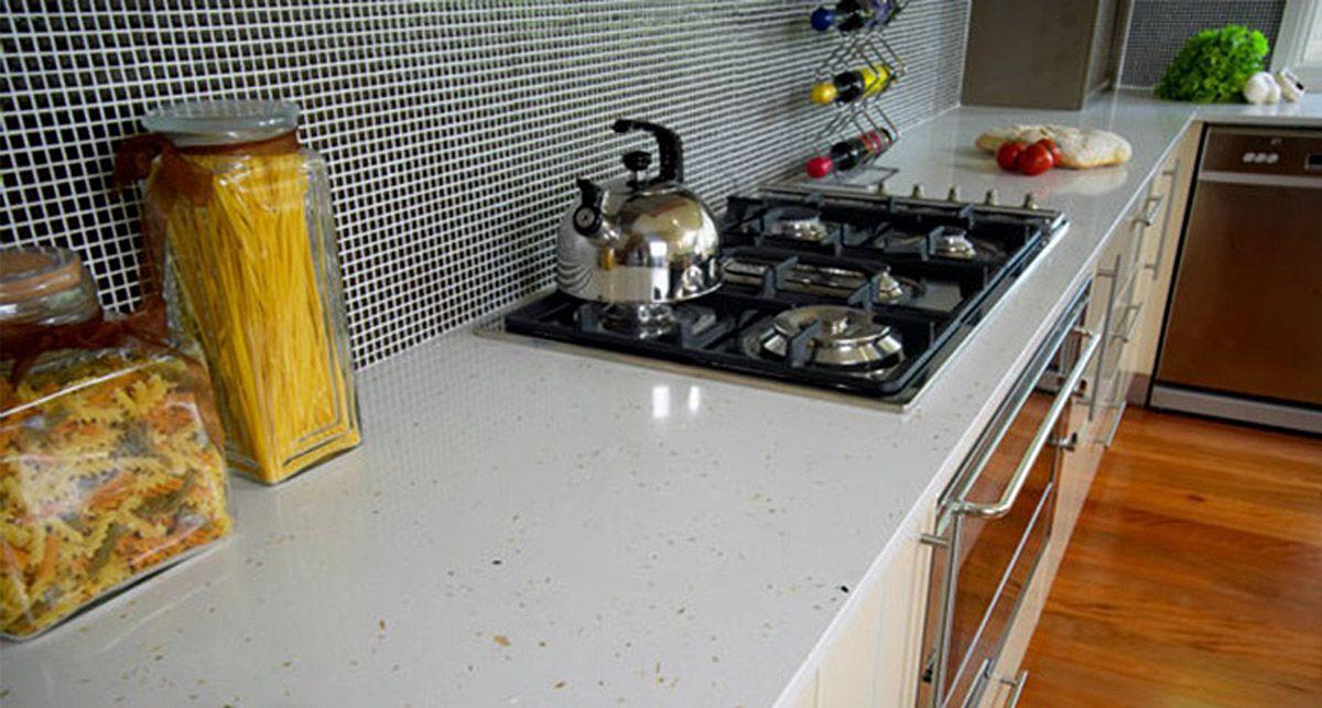 Vicostone White Shells BQ370
