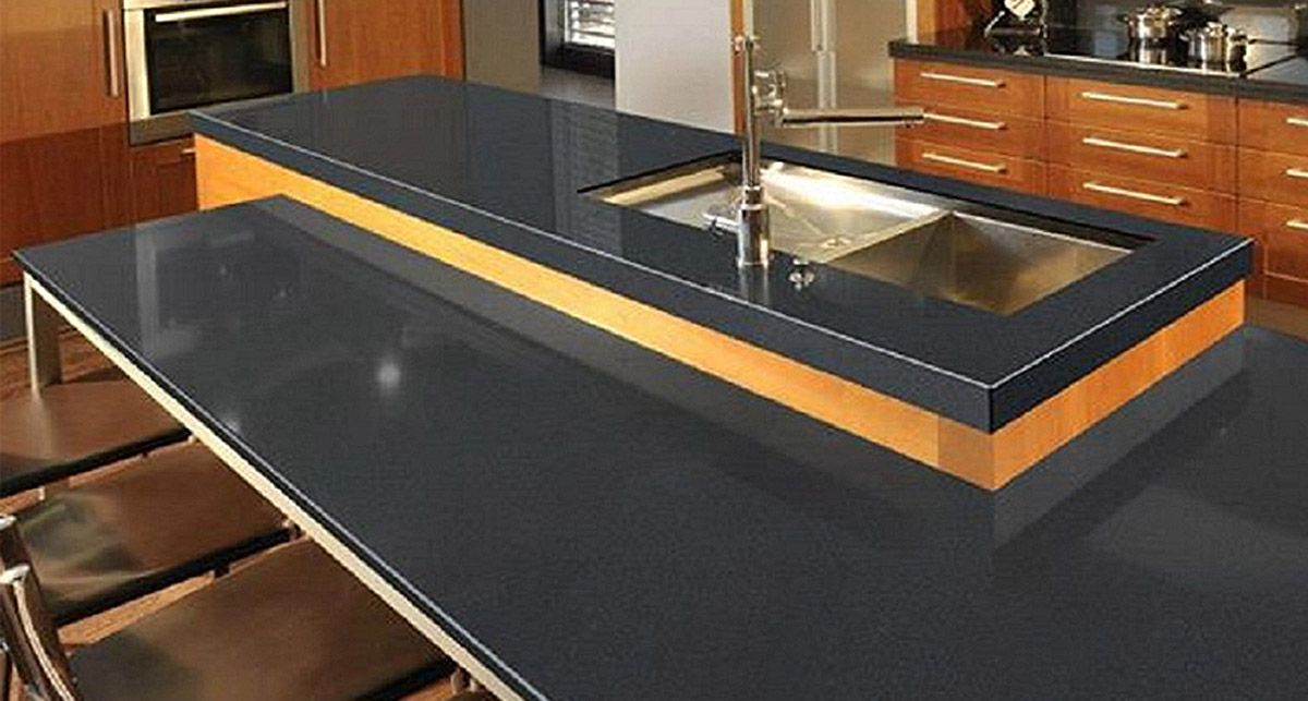 TechniStone Crystal Anthracite Essential Collection