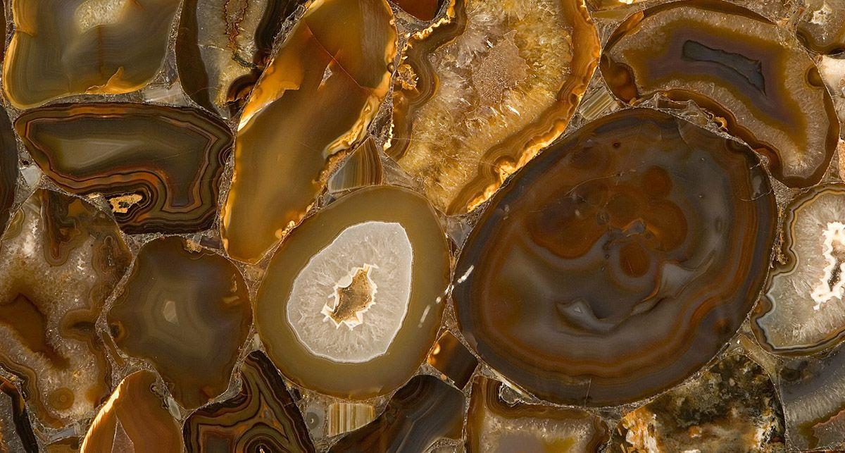 Caesarstone 8310 Brown Agate