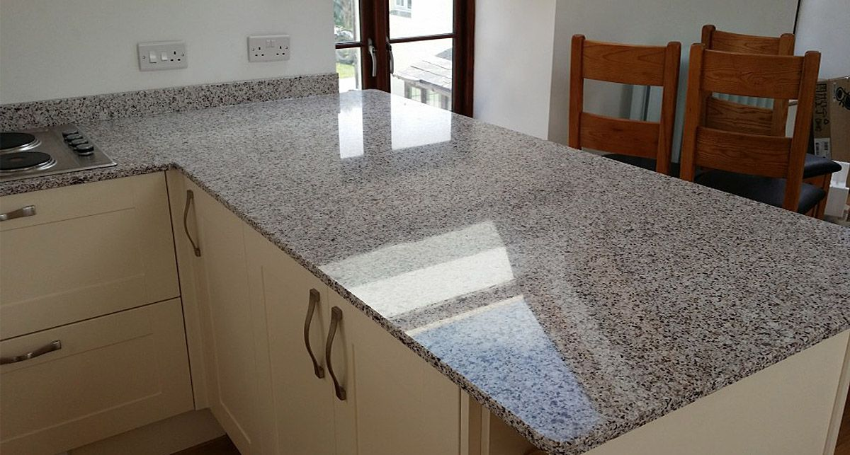 Silestone Forest Snow