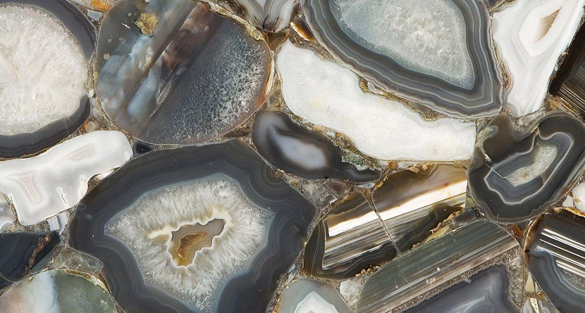 Caesarstone 8311 Gray Agate