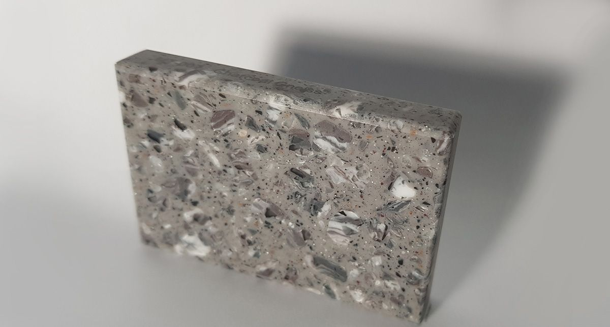 Tristone MT-007 Charcoal Gneiss коллекции Byzantine