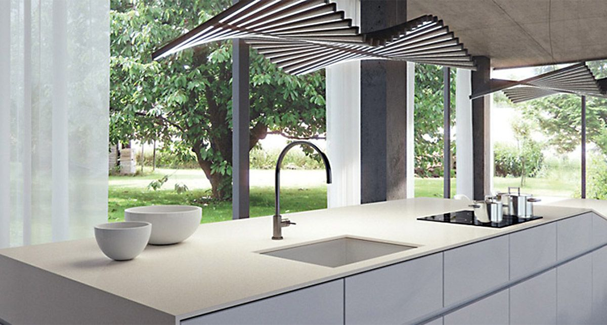 Caesarstone 4001 Fresh Concrete