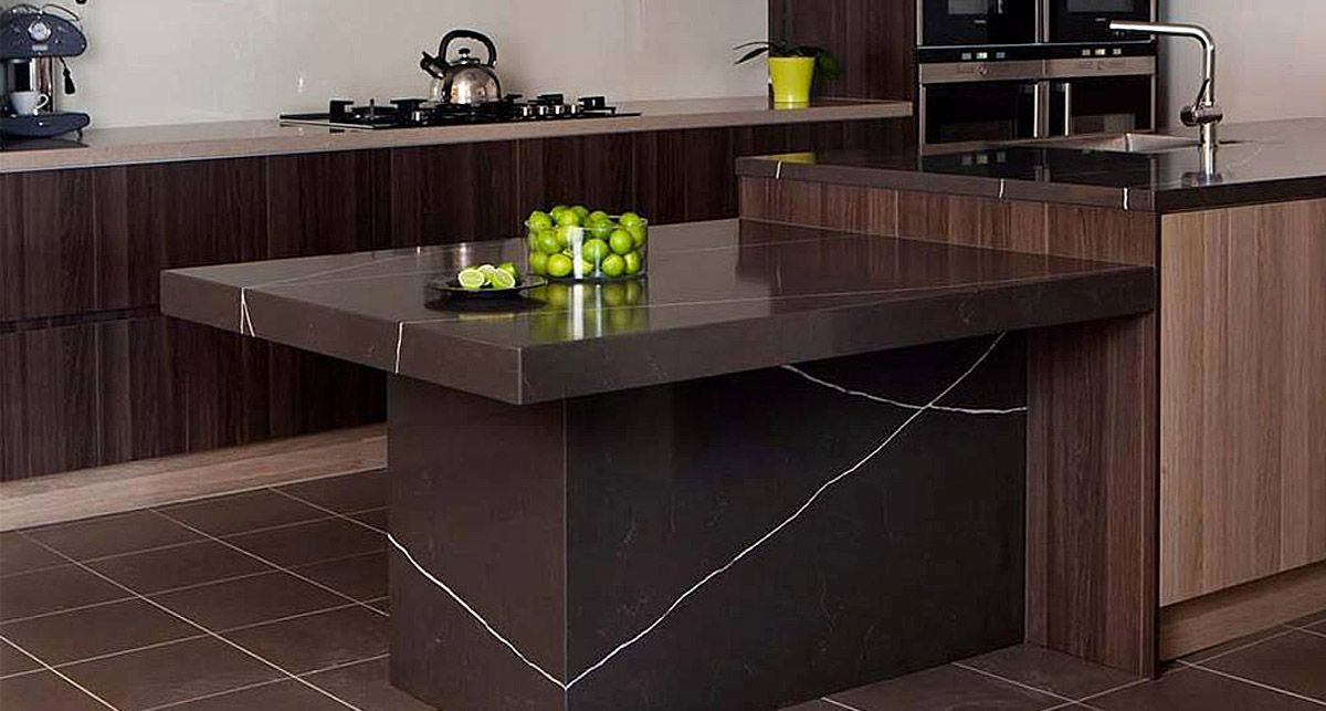 Vicostone Pietra Grey BQ8380