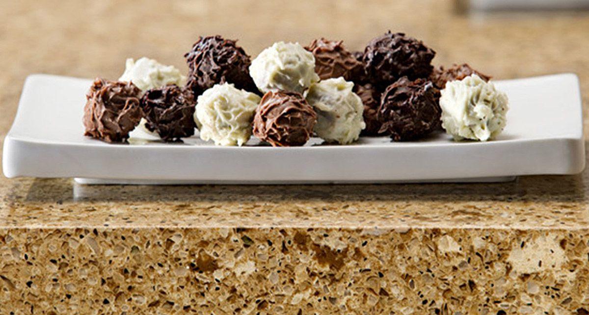 Caesarstone 6350 Chocolate Truffle