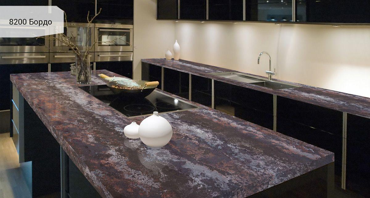 Поверхность стола Avant Quartz 8200 Бордо