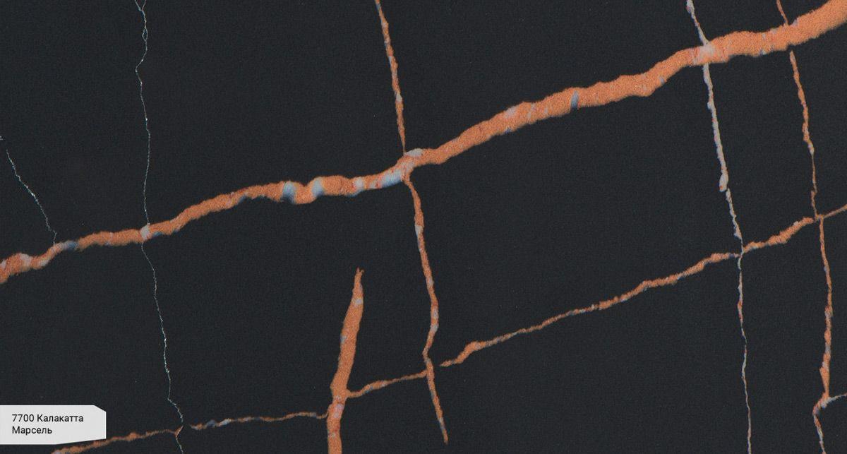 Фактура искусственного камня Avant Quartz 7700 Калакатта Марсель