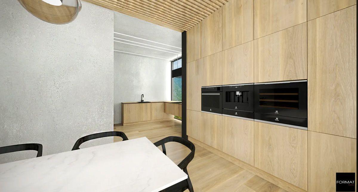 Стол на кухню Dekton Rem collection Natural