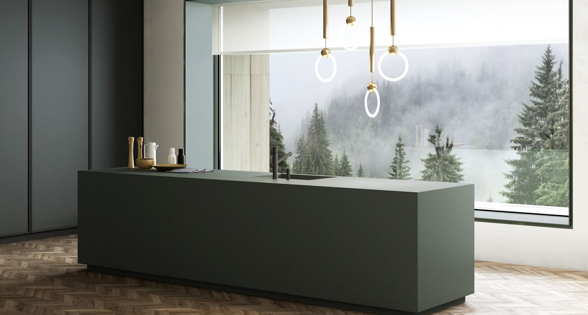 Столешница Dekton Feroe collection Chromica