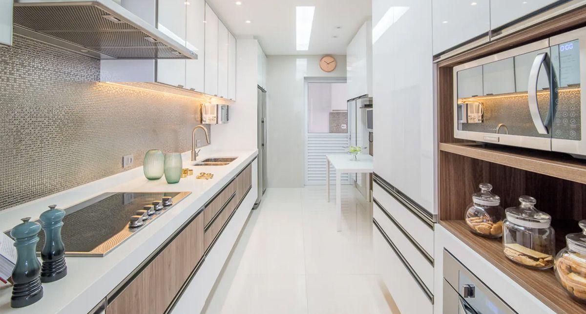 Кухонная столешница и фартук Dekton Glacier collection Natural Xgloss
