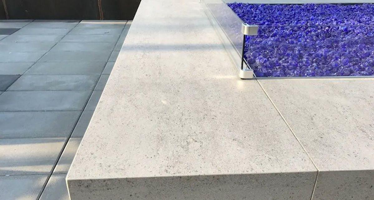 Столешница Dekton Blanc Concrete collection Tech