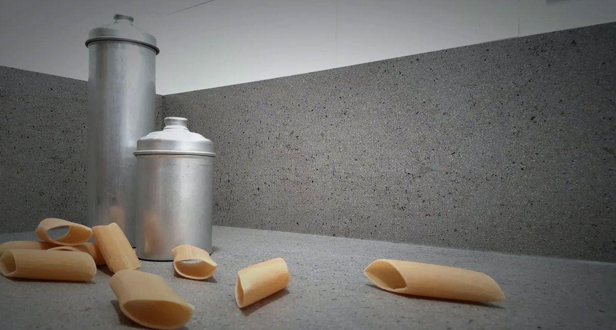 Столешница под бетон Dekton Strato collection Tech