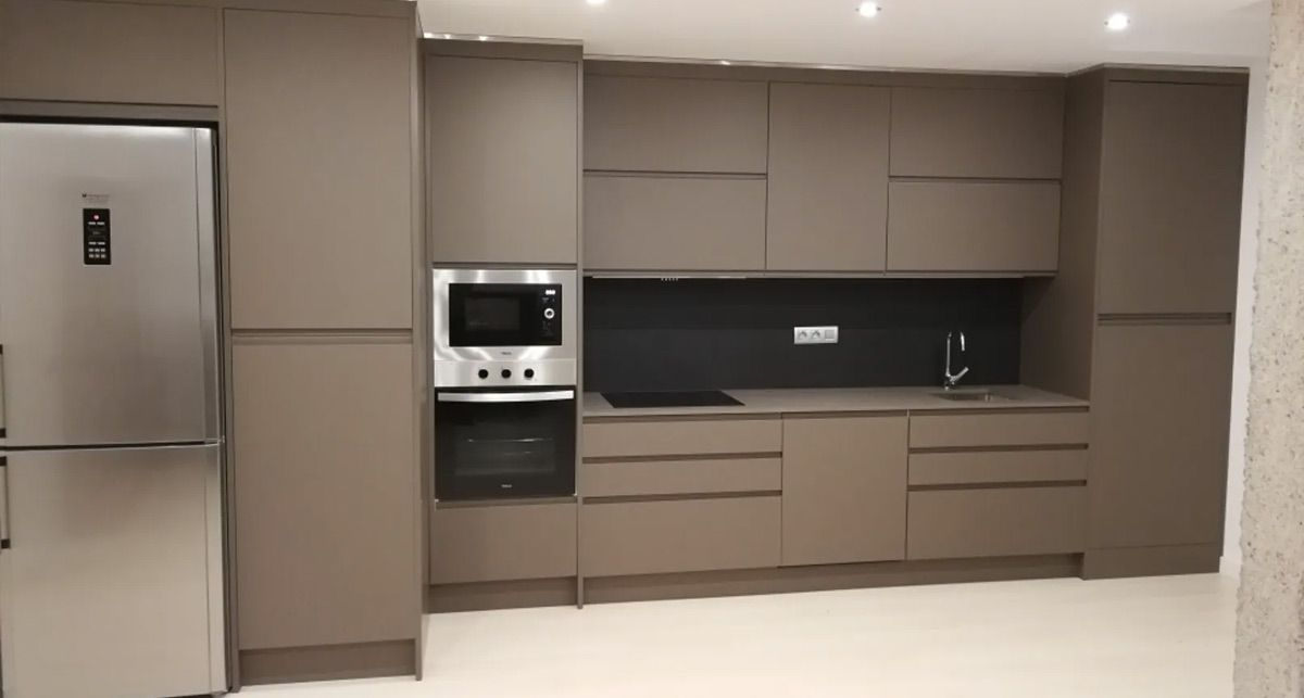 Столешница на кухню из камня Dekton Galema collection Solid
