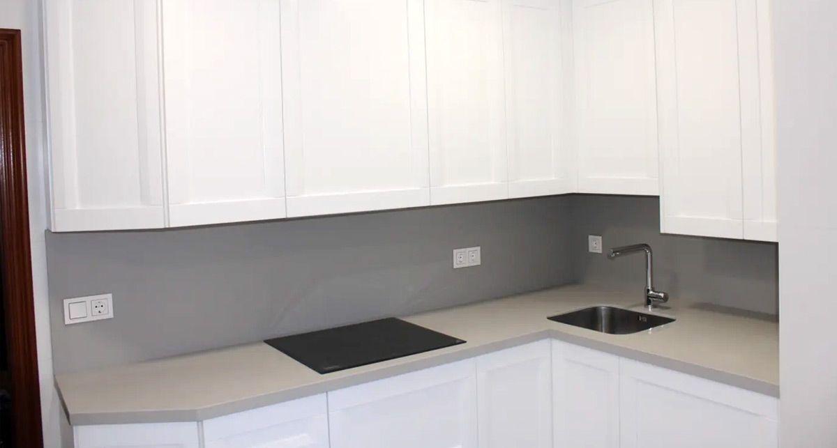 Столешница на кухню из камня Dekton Korus collection Solid