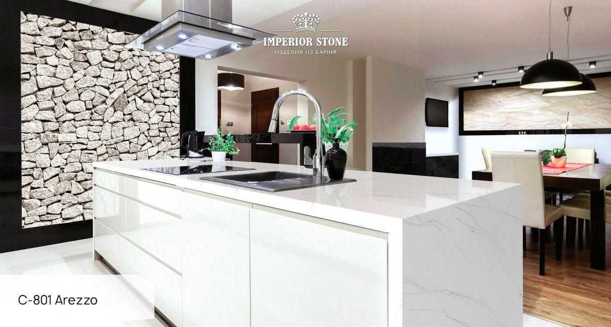 Кухонный остров Grandex C-801 Arezzo Creavice