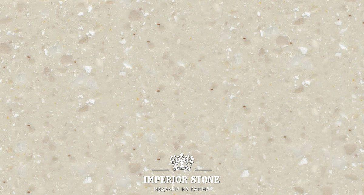 Hanex Trio T-401 Almond Storm искусственный камень