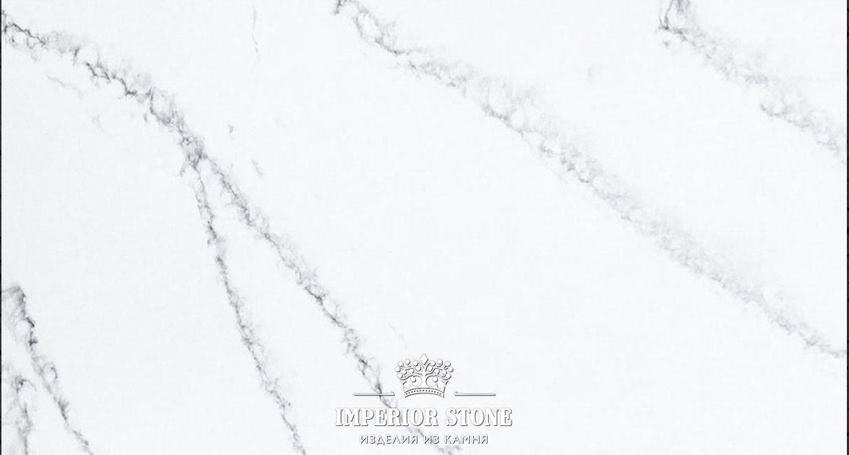 Neomarm NM 201 Calacatta Bianco искусственный камень