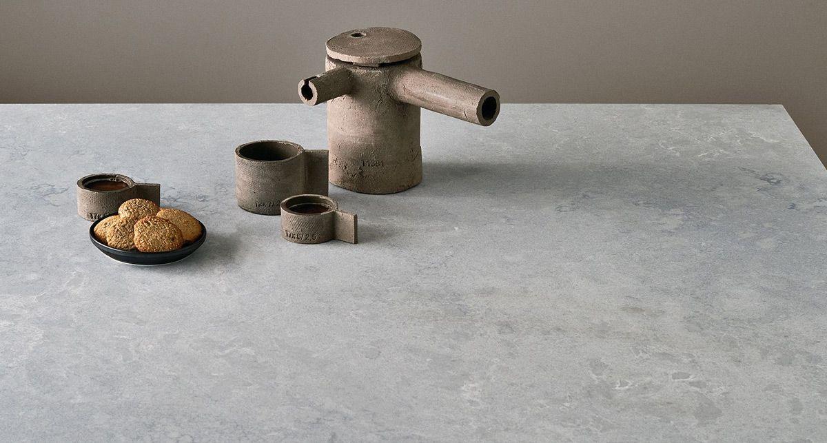 Столешница из Caesarstone 4044 Airy Concrete