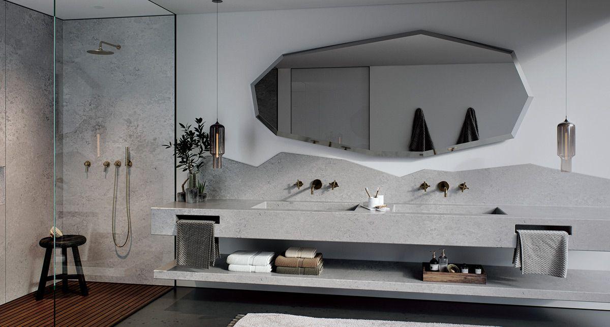 Столешница в ванну Caesarstone