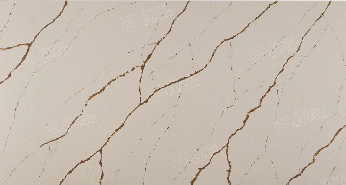 Искусственный камень Etna Quartz Sofita Beige EQPM 020