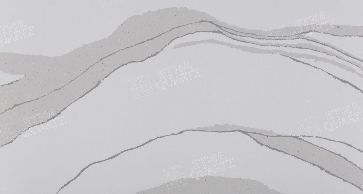 Искусственный камень Etna Quartz Statuario Apuano EQPM 021