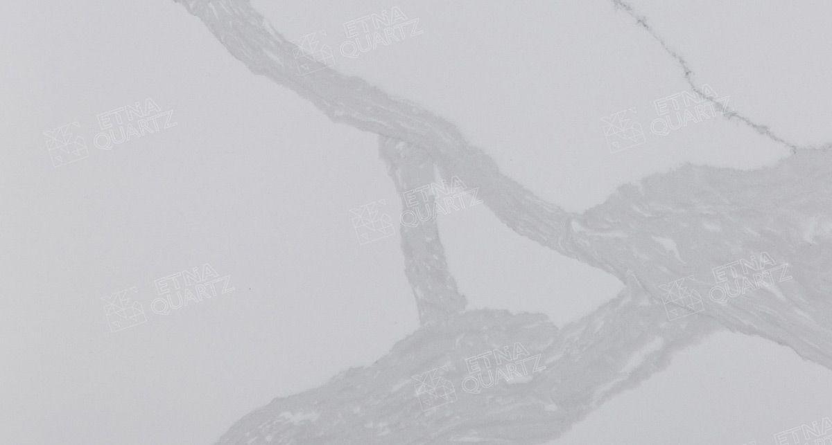 Кварц Etna Quartz Calacatta Santorini EQHM 008