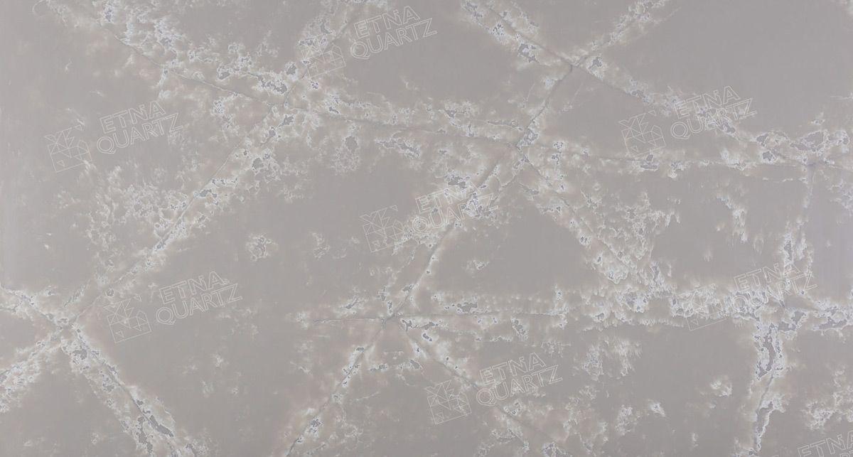 Кварц Etna Quartz White Ice EQPM 023