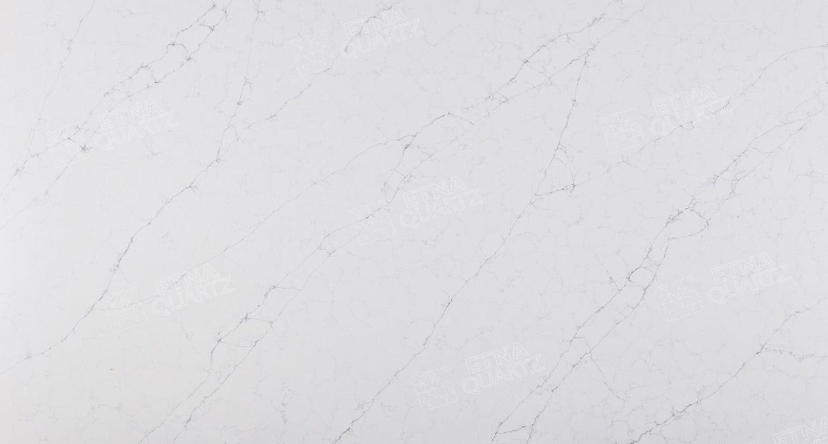 Кварц Etna Quartz Perlino Bianco EQHM 001
