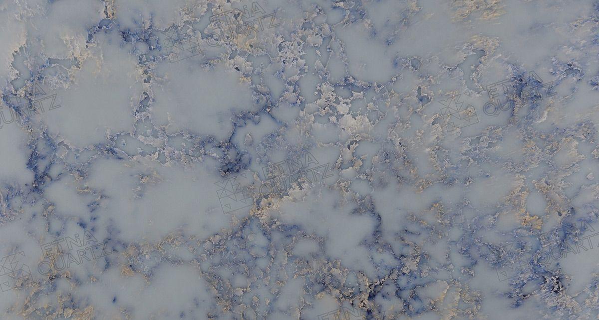 Искусственный камень Etna Quartz Azul Imperiale EQPM 025