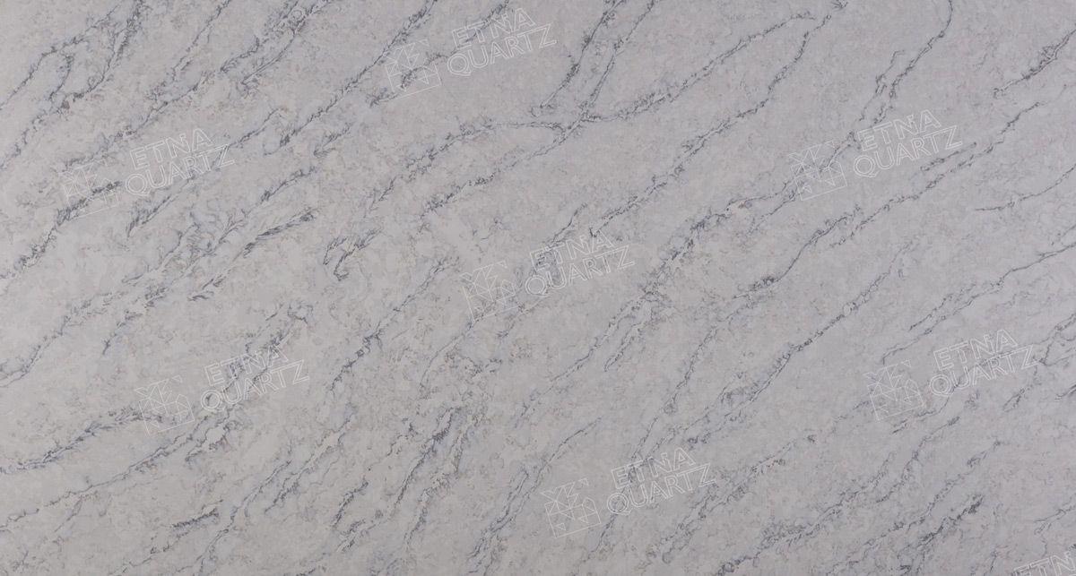 Кварц Etna Quartz Delicato White EQTM 010