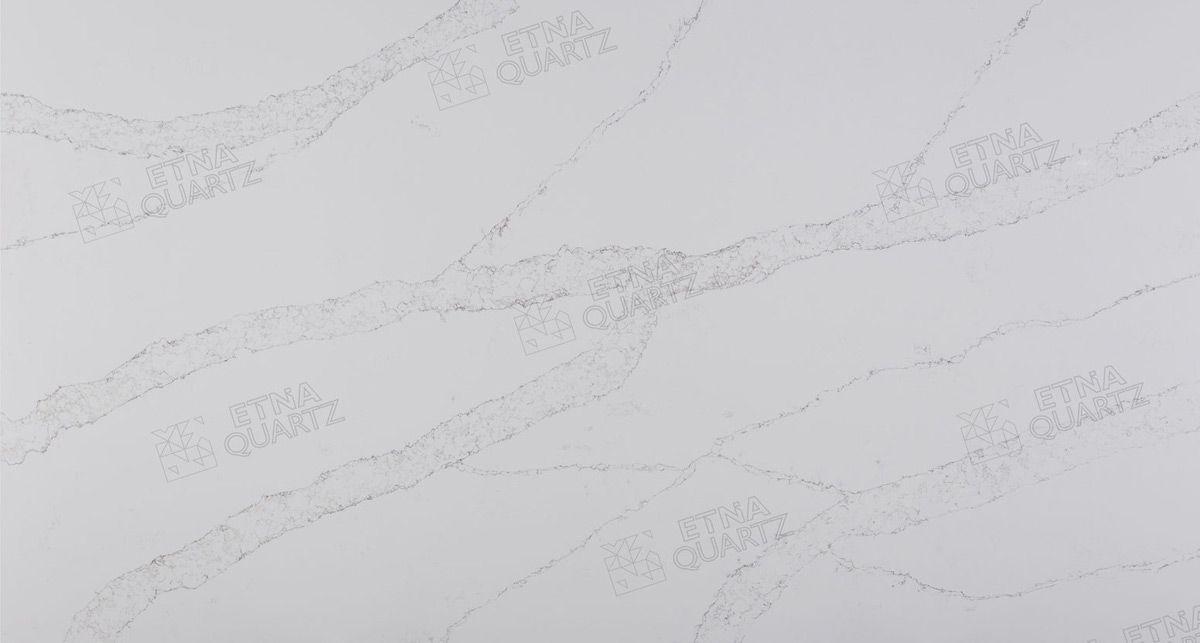 Кварц под мрамор Etna Quartz Statuario Venato EQTM 016