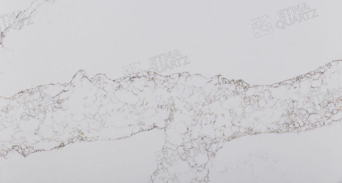 Искусственный камень Etna Quartz Statuario Venato EQTM 016