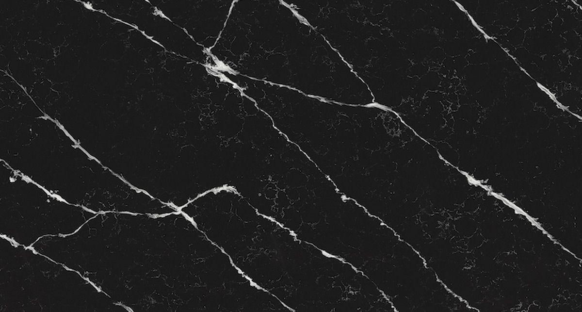 Кварц под мрамор Etna Quartz Pearl Negro EQHM 006