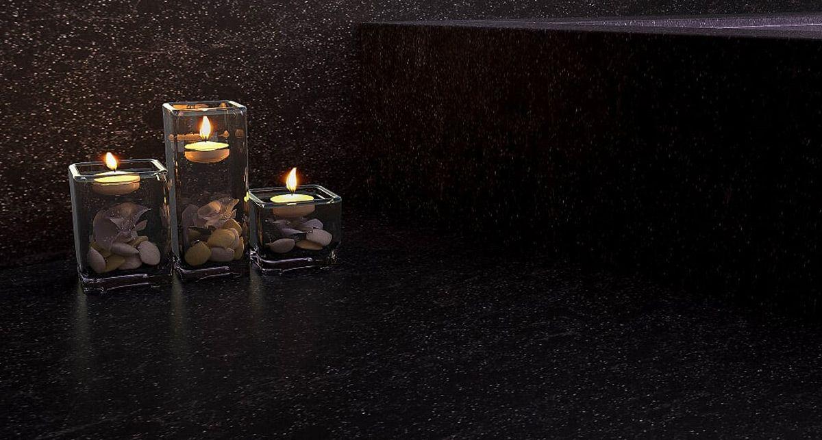 Темный кварц TechniStone Crystal Belgium