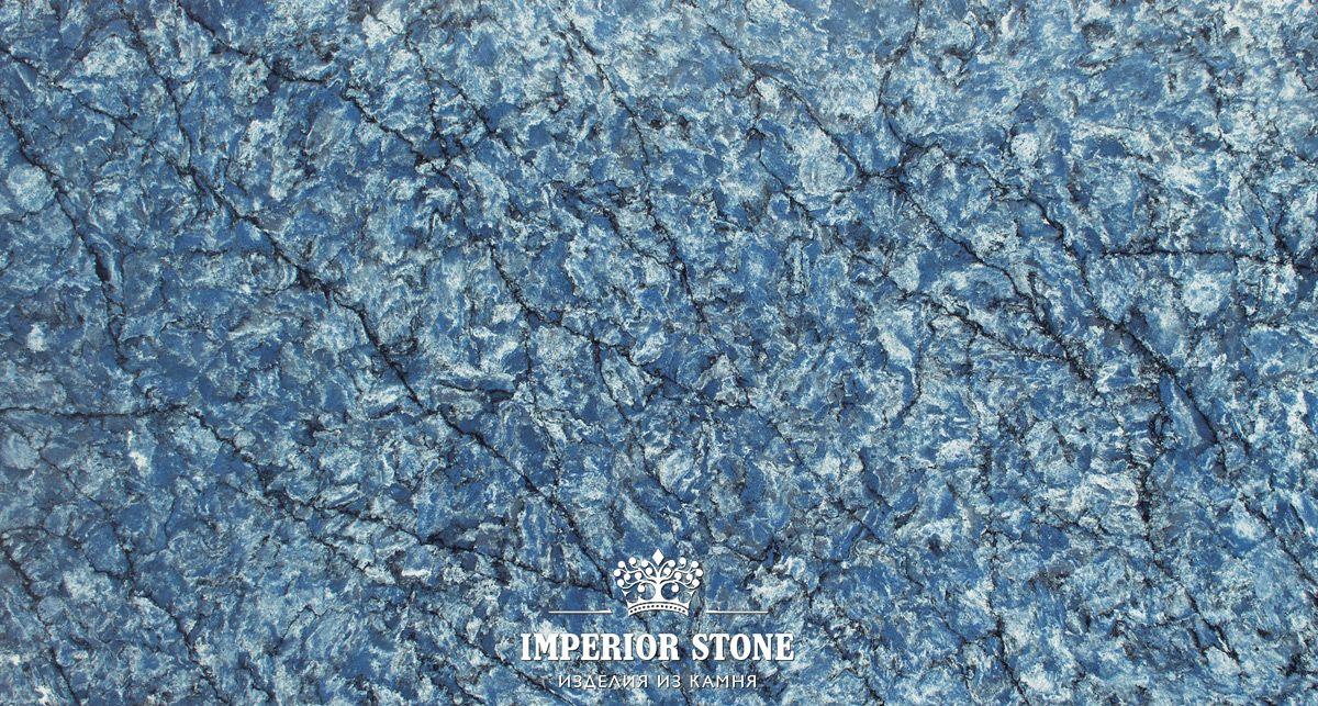 Искусственный камень Vicostone Thunder Blue
