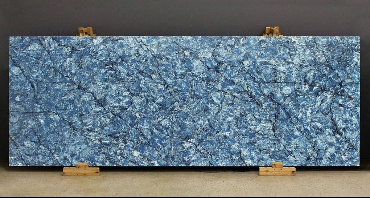 Слэб Vicostone Thunder Blue